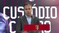 Salvador conta como foi o processo da saída de Amorim para o Sporting