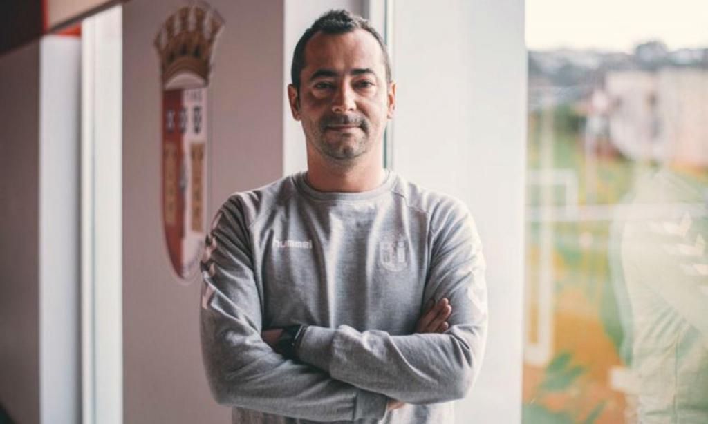 Pedro Pires (foto: Sp. Braga)