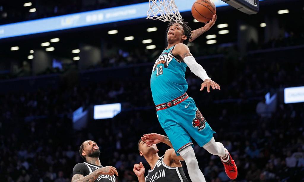 Brooklyn Nets-Memphis Grizzlies