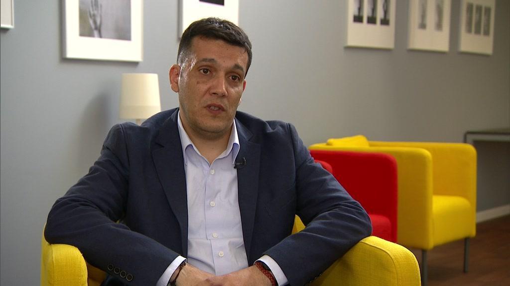 Em entrevista à TVI, António Joaquim pede explicações a Rosa Grilo