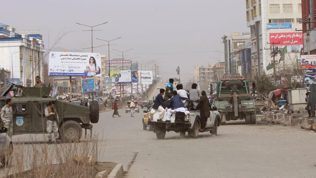 Tiroteio em Cabul faz 34 mortos