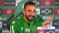 «Mathieu? Quem não tiver fome de estar no Sporting não vai ficar»