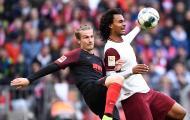 Bayern Munique-Augsburgo (EPA/LUKAS BARTH-TUTTAS)