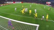 Alemanha: Dortmund venceu duelo de Borussias