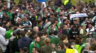 Sporting: milhares de adeptos manifestam-se contra Varandas