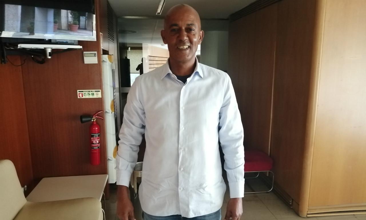 «Num almoço de seis horas pedi uma casa e assinei pelo FC Porto»