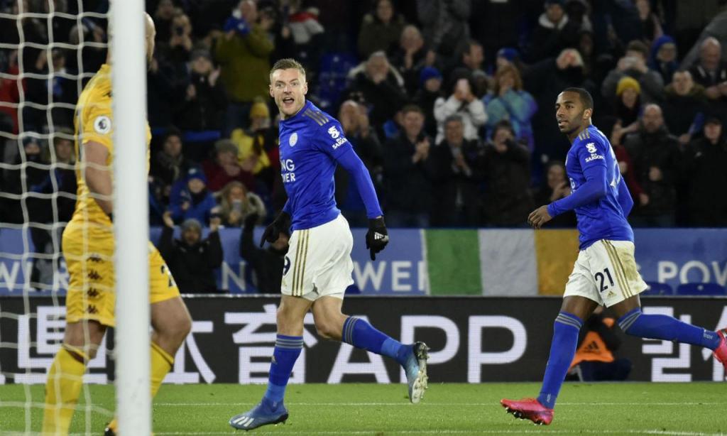 Leicester-Aston Villa (AP Photo/Rui Vieira)