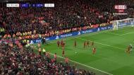 VÍDEO: Firmino vira a eliminatória e leva Anfield à loucura
