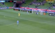 Melbourne City-WS Wanderers (twitter A-League)