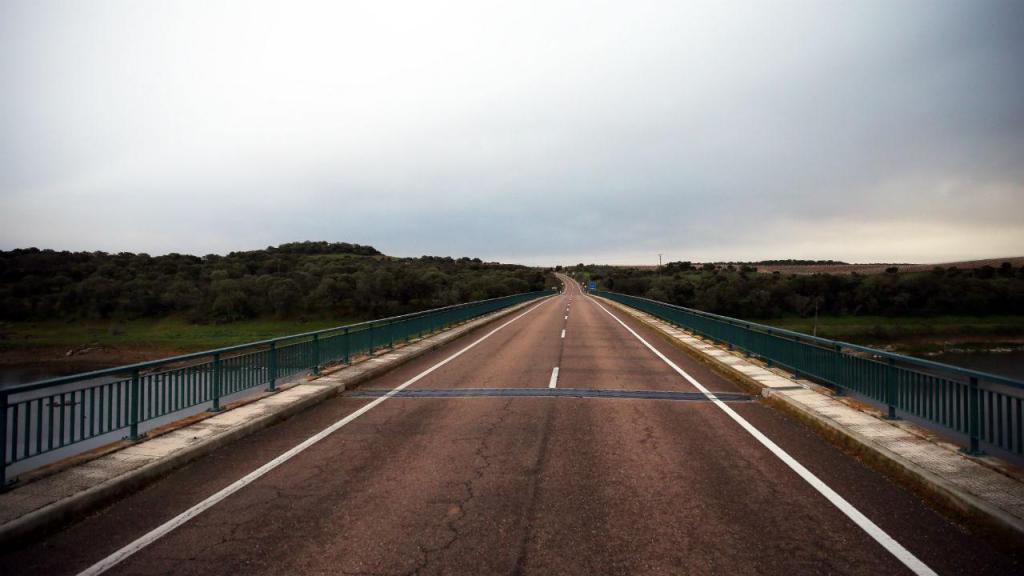 Covid-19: fronteira de Portugal