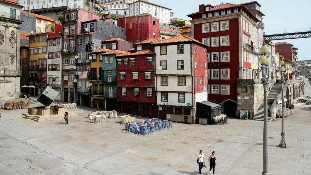 Covid-19: Porto