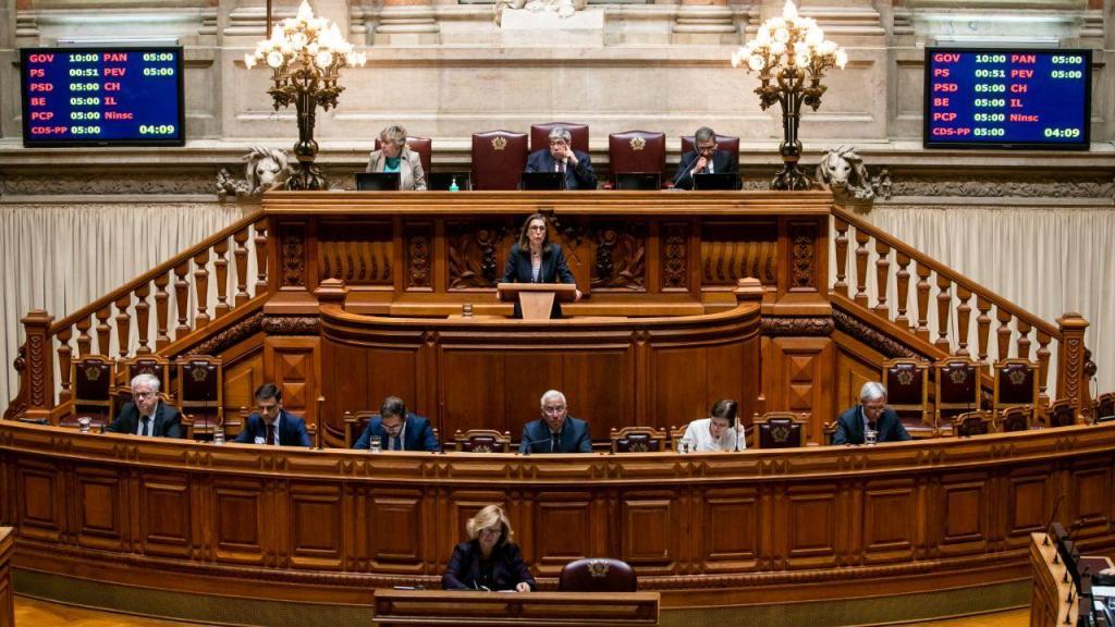 Covid-19: Parlamento aprova Estado de Emergência em sessão plenária