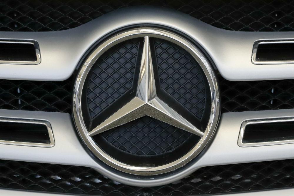 Mercedes logo (Associated Press)