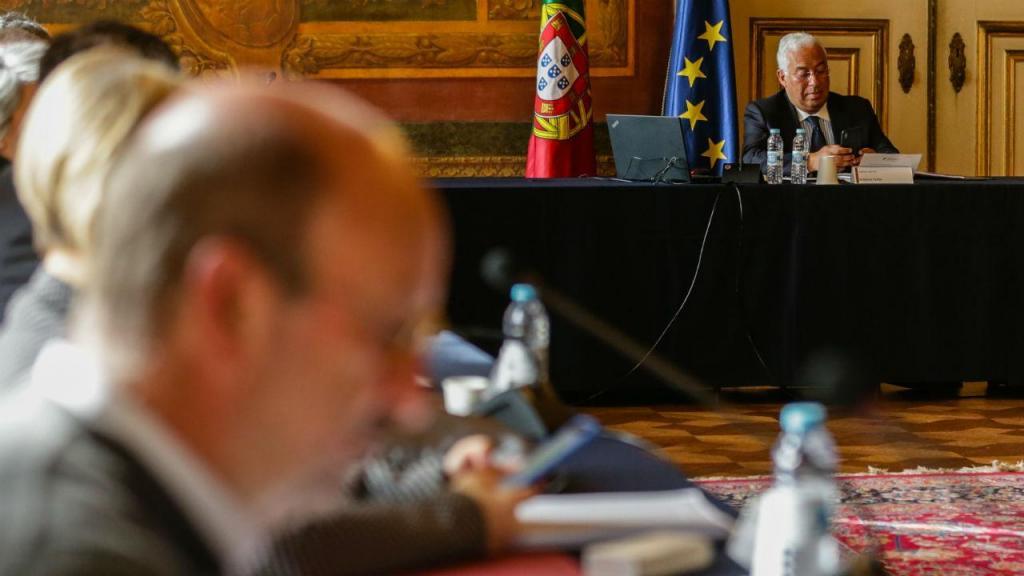 Reunião extraordinária do Conselho de Ministros