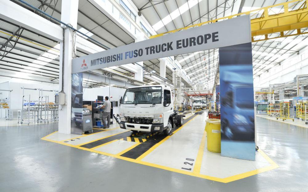 Mitsubishi Fuso Truck Europe