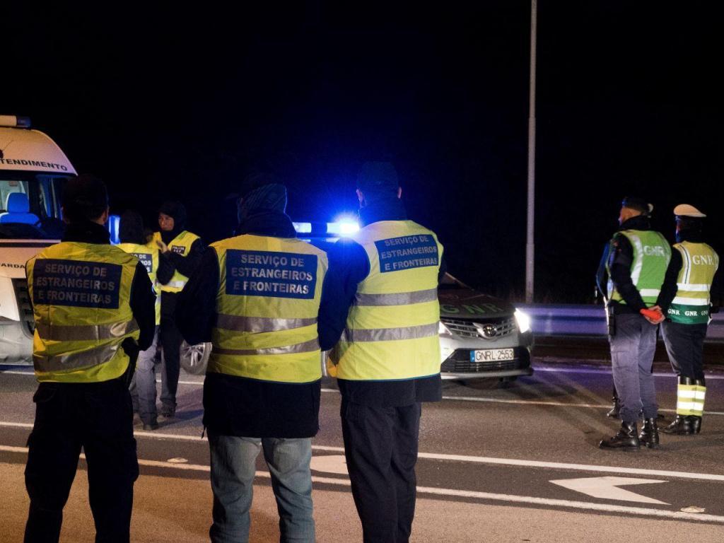 Covid-19: regresso do controlo de fronteiras entre Portugal e Espanha