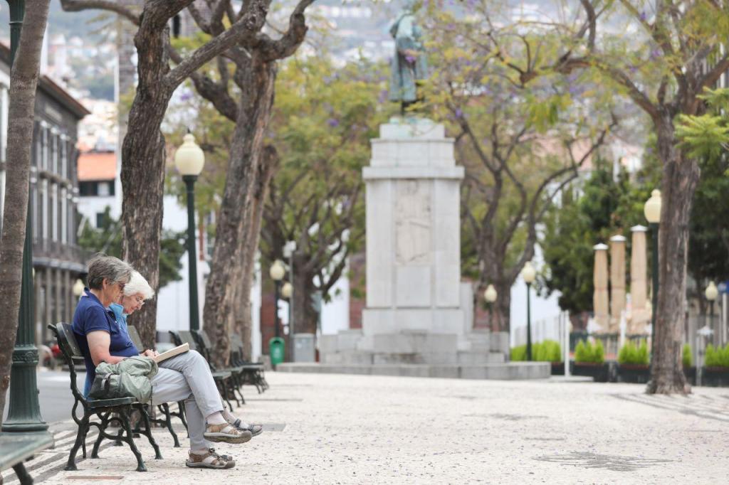Número de casos continua a subir na Madeira