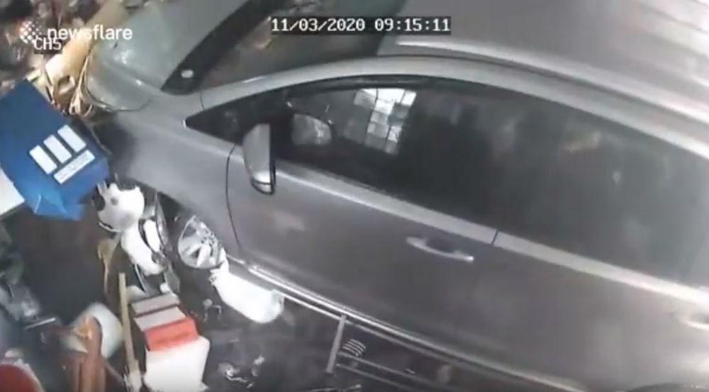 Acidente na Tailândia (Reprodução Youtube)