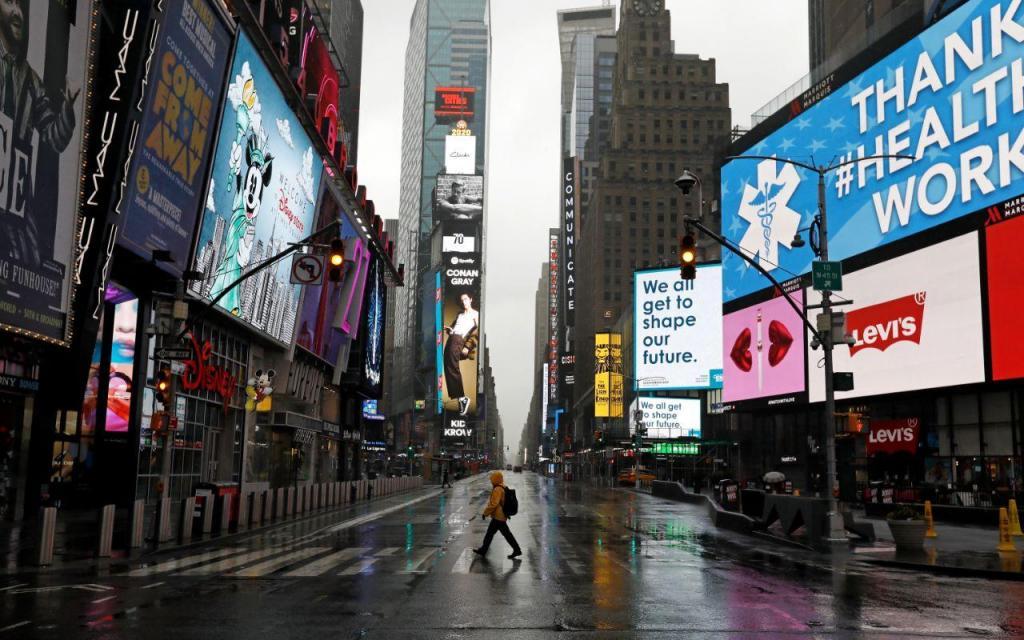 Covid-19 em Nova Iorque