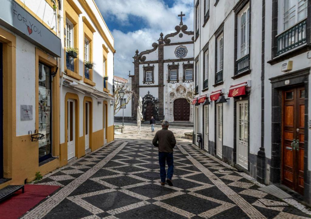 Ponta Delgada, Açores