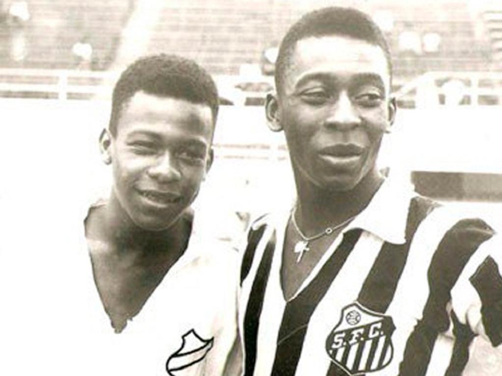 Zoca e Pelé