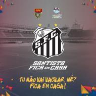 Clubes brasileiros do Paulista adaptam símbolo devido ao coronavírus