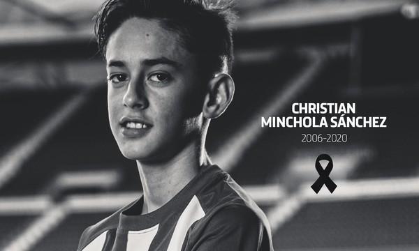 Christian Minchola (foto: At. Madrid)