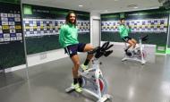 Wolfsburgo completou uma semana de treinos (Wolfsburg)