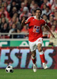 De Milão para o Benfica: «Quando voltei, só o Kaká me podia tirar o lugar»