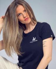 Nina Aleksic, companheira de Hugo Vieira (Gil Vicente)