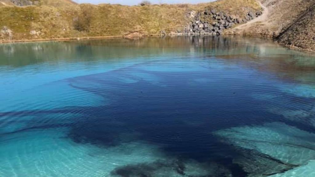 Blue Lagoon tingida