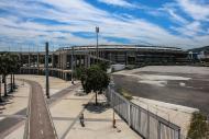 Covid-19: Estádio Maracanã, no Rio de Janeiro