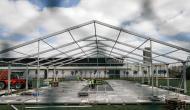 Covid-19: Estádio Universitário, em Lisboa