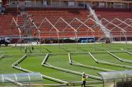 Covid-19: Estádio Pacaembu, em São Paulo