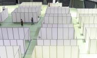 Porto monta hospital no Pavilhão Rosa Mota com 300 camas (Miguel Nogueira)