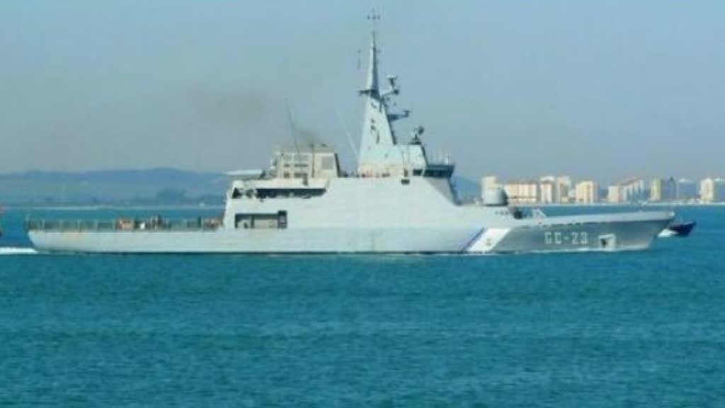 Barco da marinha venezuelana afundou-se depois de colisão com cruzeiro português