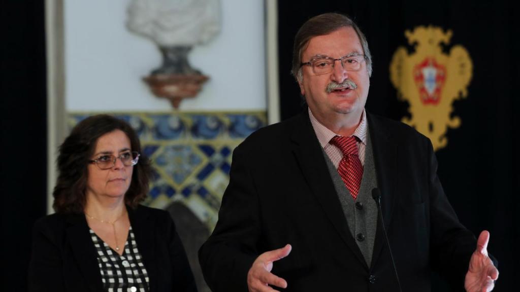 Carlos Silva - secretário-geral da UGT