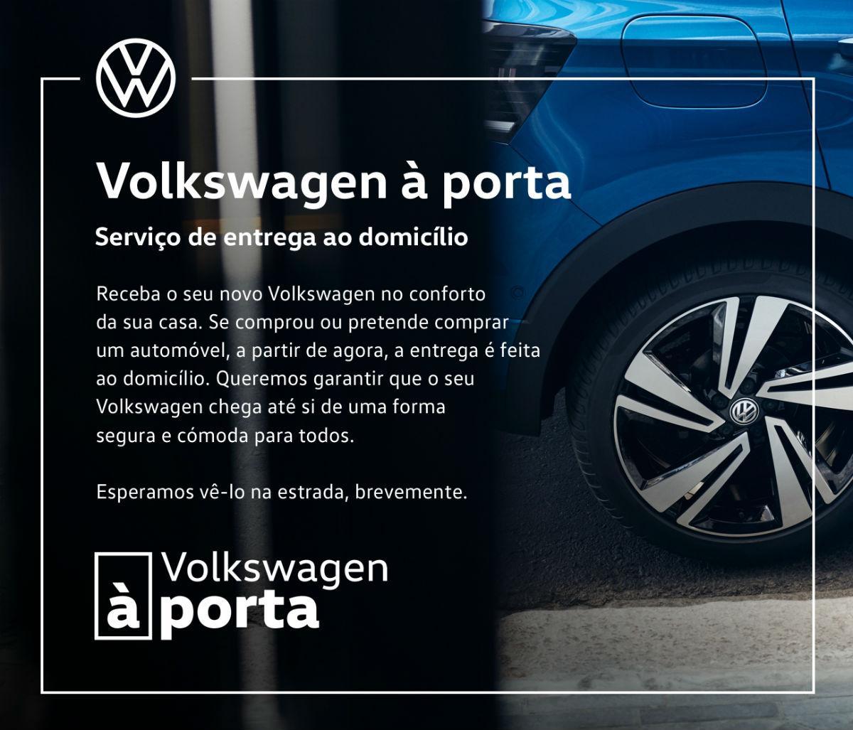 'Volkswagen à porta'