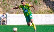 Luís Henrique, jogador do Castro Daire
