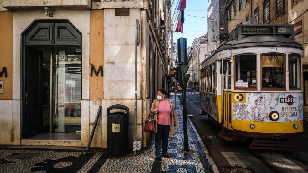 Covid-19: Lisboa