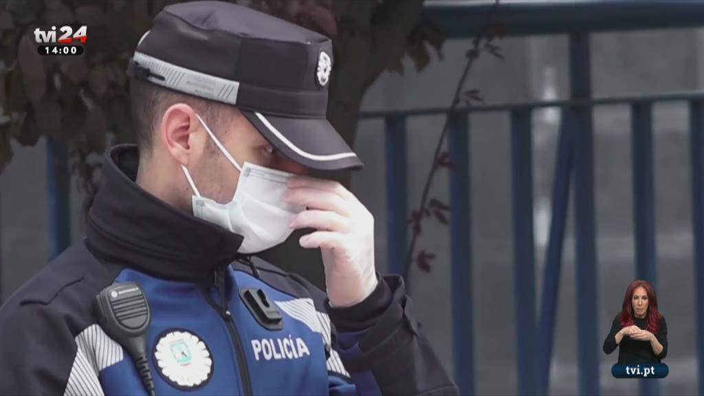 Número de novos casos de Covid-19 continua a diminuir em Espanha