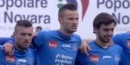 Bruno Fernandes e Seferovic no Novara (youtube)