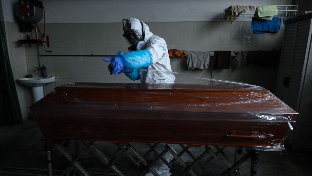 Funerais em Portugal durante a pandemia da covid -19