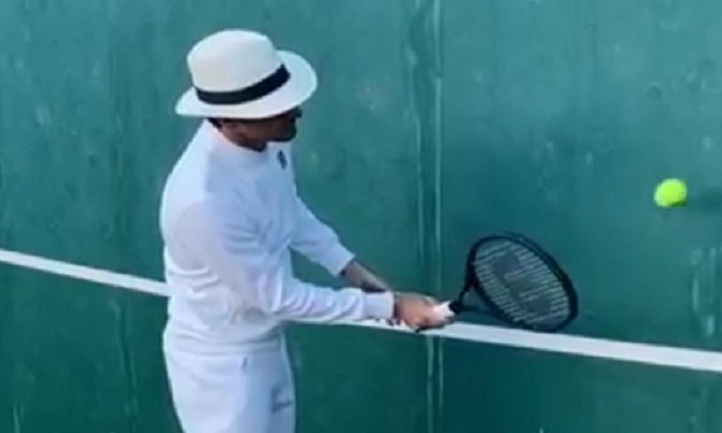 Federer (Instagram)