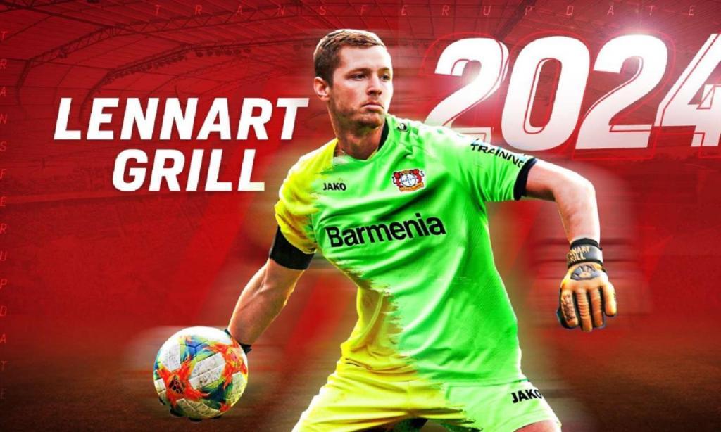 Lennart Grill (Bayer Leverkusen)