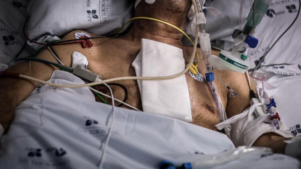 Covid-19 no Hospital de Santa Maria