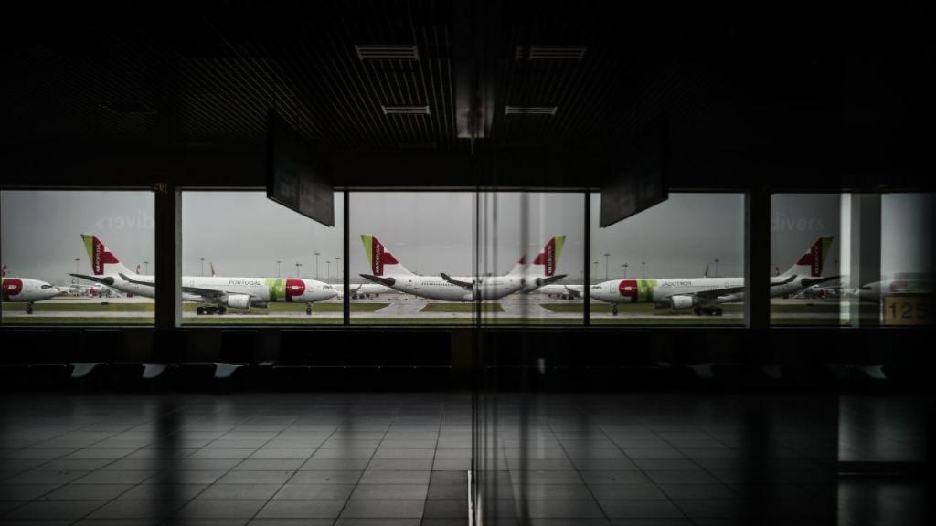 Covid-19: aeroporto Humberto Delgado encerrado
