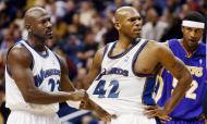 Michael Jordan e Jerry Stackhouse