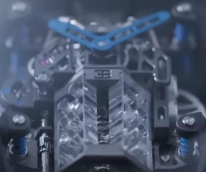 Jacob & Co Bugatti Chiron Tourbillon (reprodução YouTube Jacob & Co)