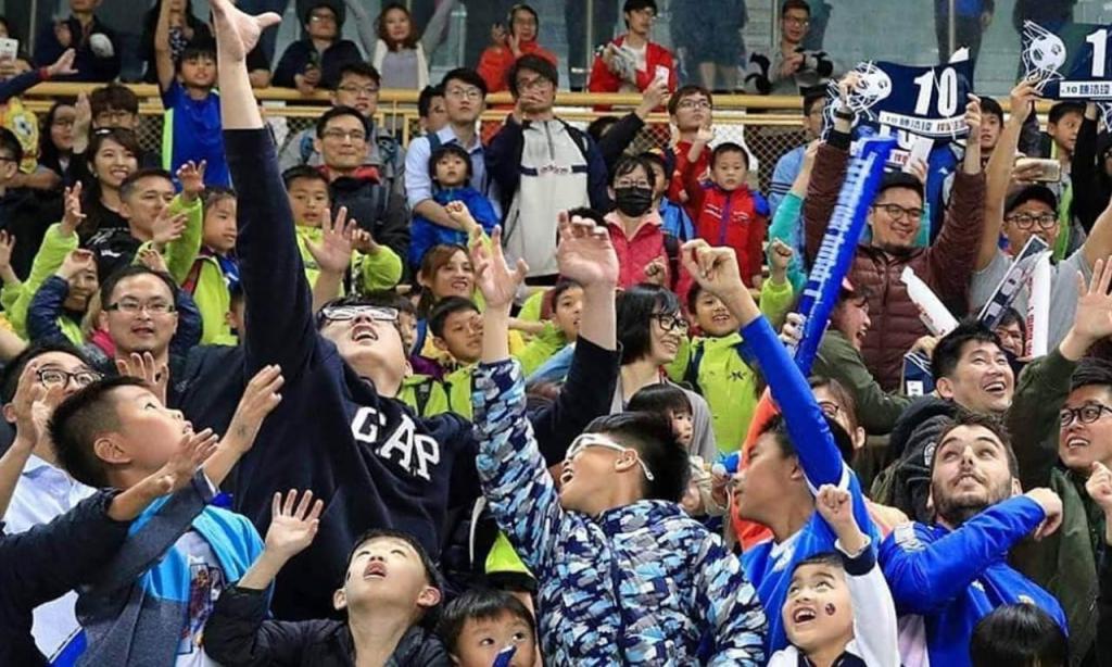 Futebol em Taiwan